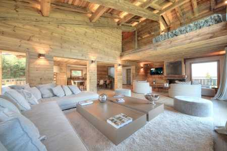 Private chalet, MEGEVE - Ref 65788